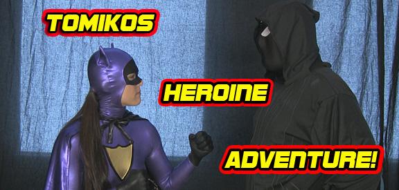 Tomiko's Heroine Adventure