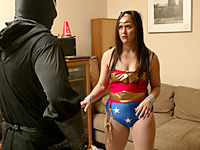 Heroine Peril 1 Featuring Tomiko